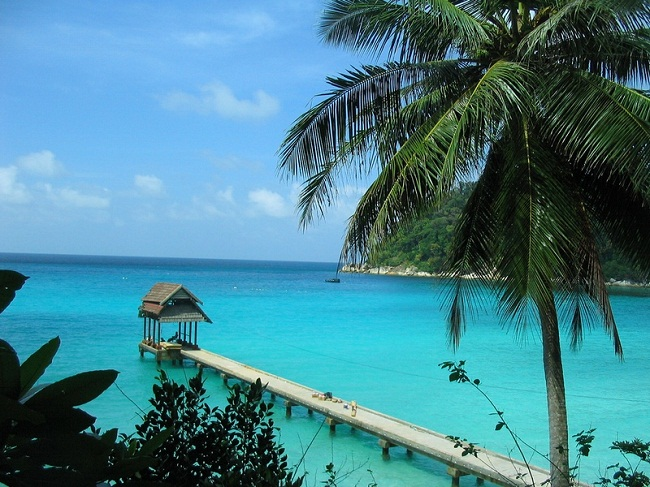 Du lịch Malaysia thông qua những thành phố biển xinh đẹp