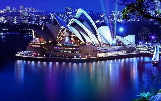 Những trải nghiệm thú vị ở Australia
