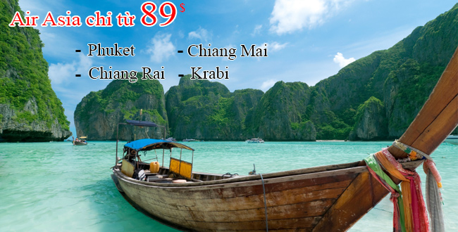 Khám phá Phuket chỉ từ 89USD