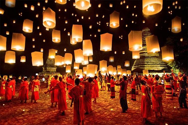 5 lễ hội đặc sắc ở Bangkok