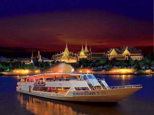Điểm vui chơi lý tưởng về đêm ở Bangkok
