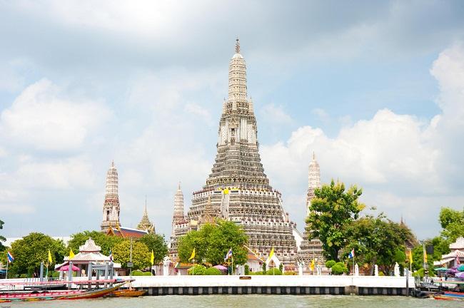 Điểm danh những ngôi chùa nổi tiếng ở Bangkok