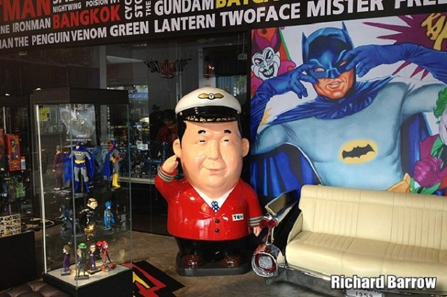 Những điểm du lịch ít người biết ở Bangkok