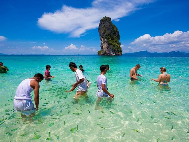Những hòn đảo thiên đường ở Thái Lan