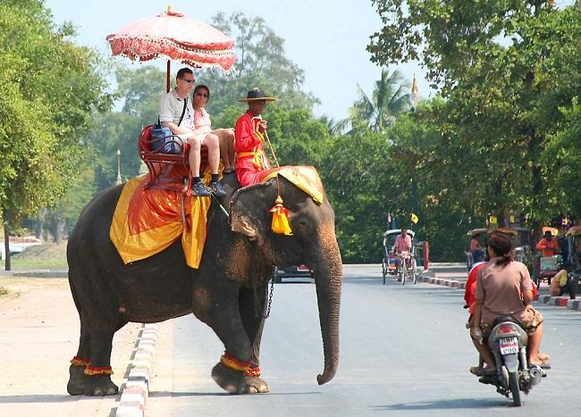 Vì sao nên du lịch Thái Lan?