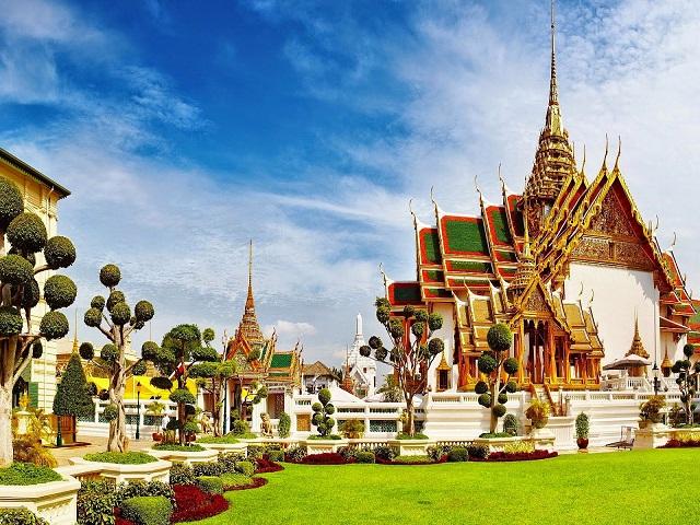 Bangkok và những địa điểm du lịch nổi tiếng