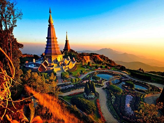 Thiên đường du lịch thái lan