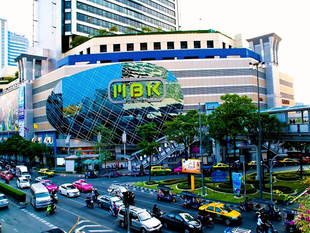 Địa điểm mua sắm nổi tiếng tại Bangkok