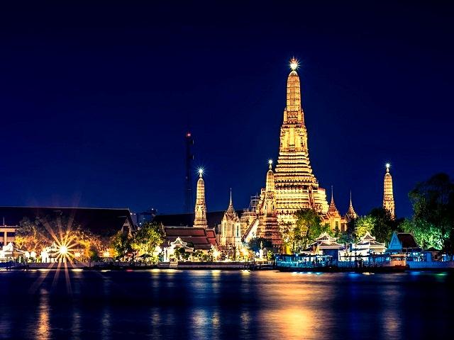 Bangkok – Thành phố Venice của phương Đông