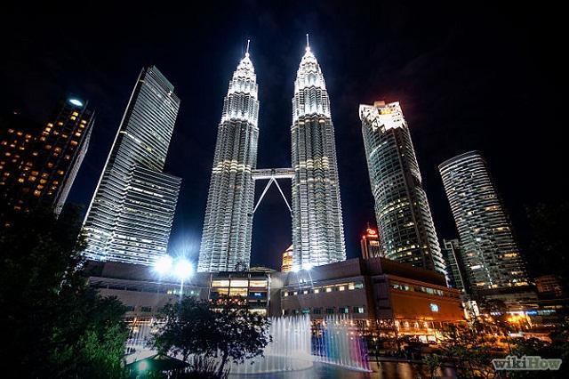 Malaysia điểm du lịch hấp dẫn