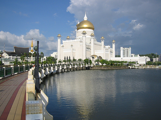Say đắm điểm thưởng lãm tuyệt vời Brunei
