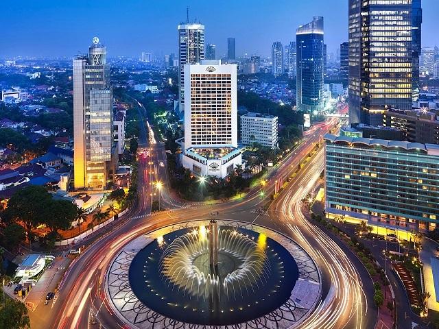 Jakarta thành phố đa sắc màu