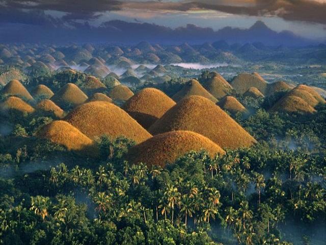 Điểm đến ấn tượng Philippines