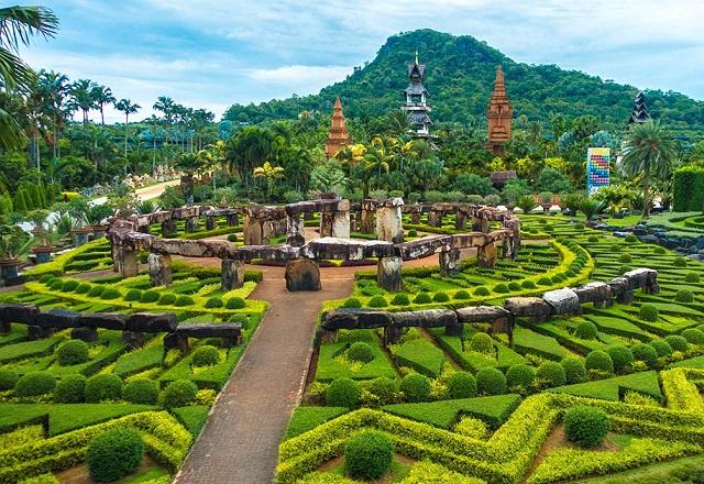 Cùng Air Asia lạc lối thiên đường hoa tại Đông Nam Á