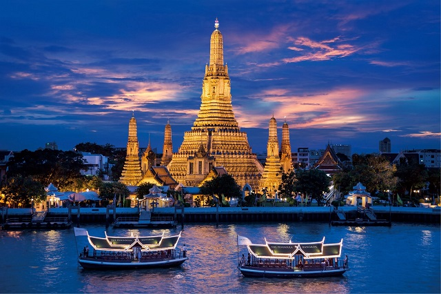 Top 10 điểm du lịch nổi tiếng nhất tại Bangkok