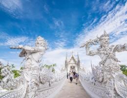 Vé máy bay đi Chiang Rai - Thái Lan